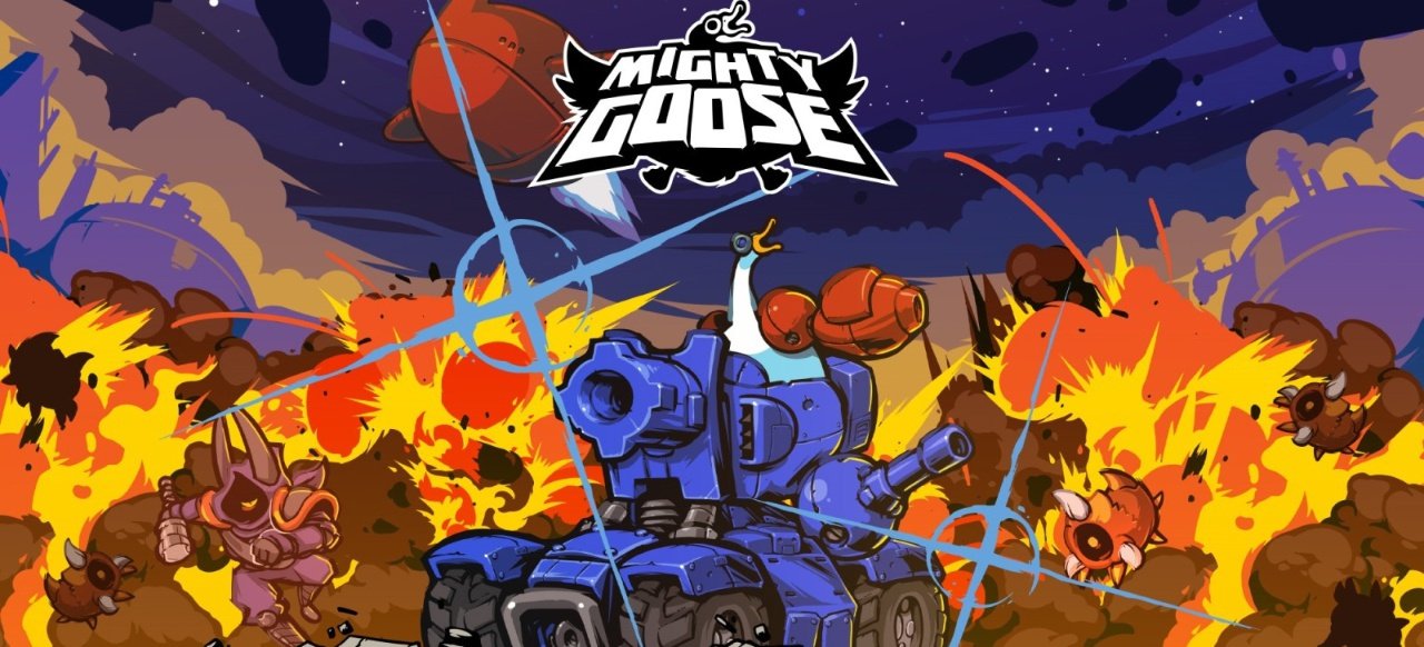 Mighty Goose (Arcade-Action) von PLAYISM