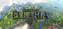 Legends of Ellaria: Strategisches Action-Rollenspiel kämpft sich aus dem Early Access