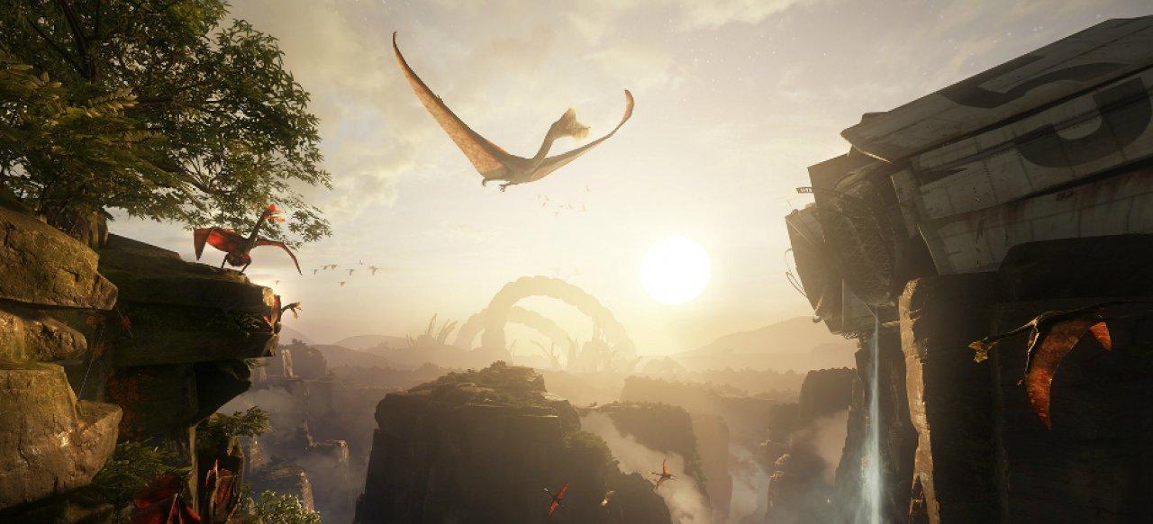 Back to Dinosaur Island 2 (Adventure) von Crytek