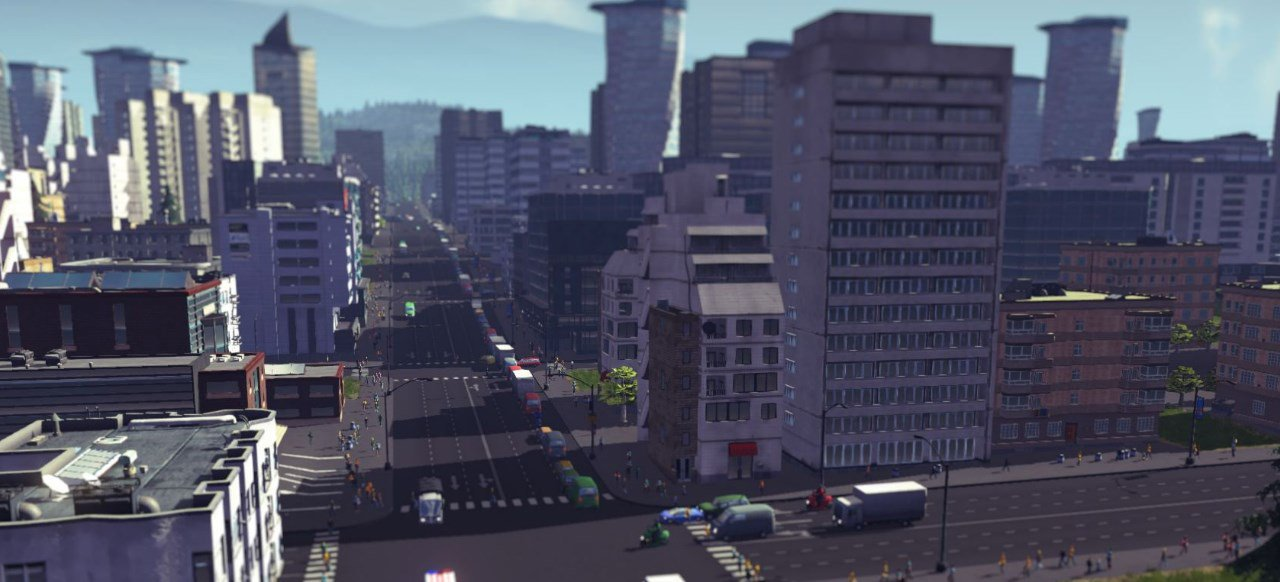 Cities: Skylines (Strategie) von Paradox Interactive