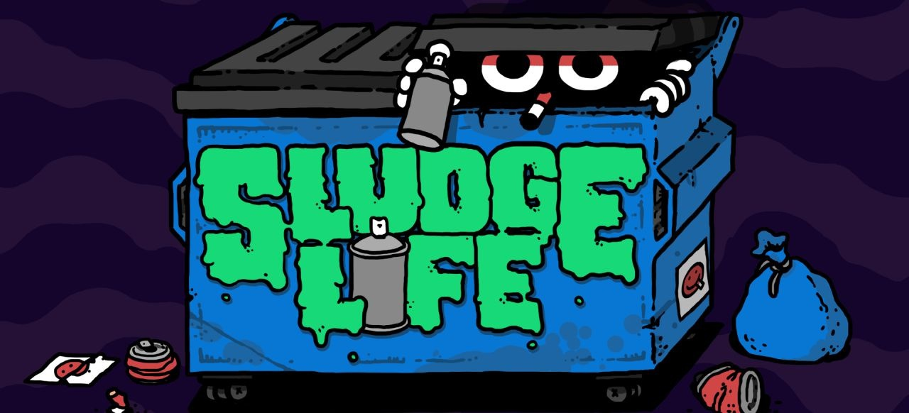 Sludge Life (Action-Adventure) von Devolver Digital