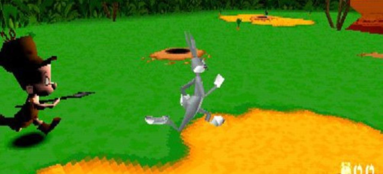 Bugs Bunny auf Zeitreise (Plattformer) von Infogrames