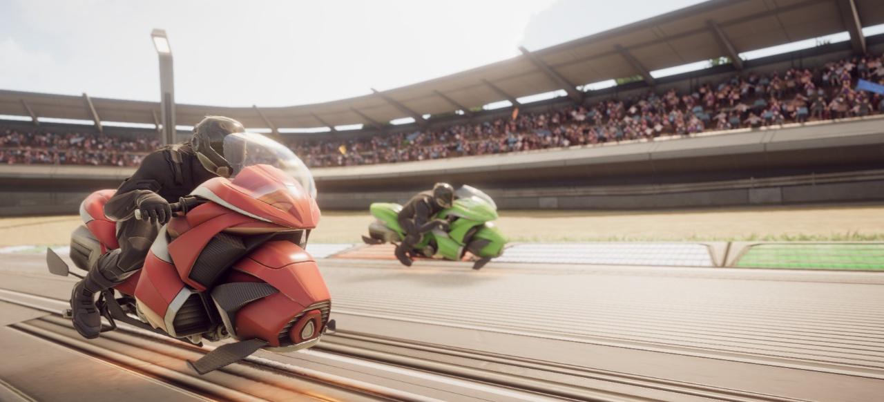V-Racer Hoverbike (Rennspiel) von Vertexbreakers