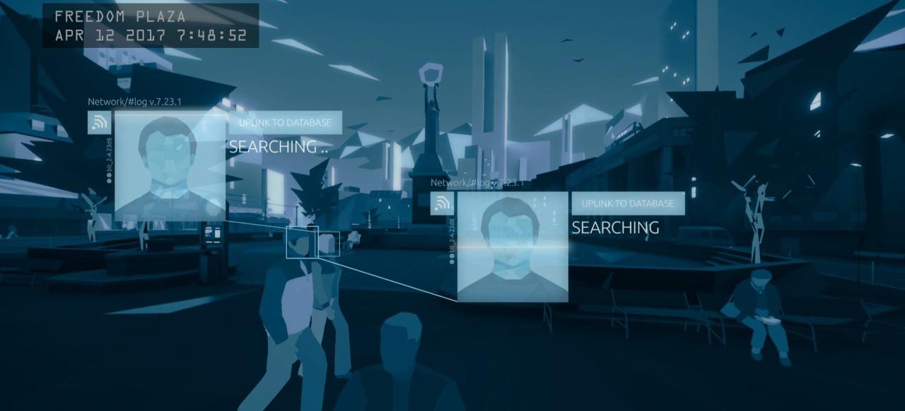 Orwell: Keeping An Eye On You (Adventure) von Surprise Attack Games / Fellow Traveller