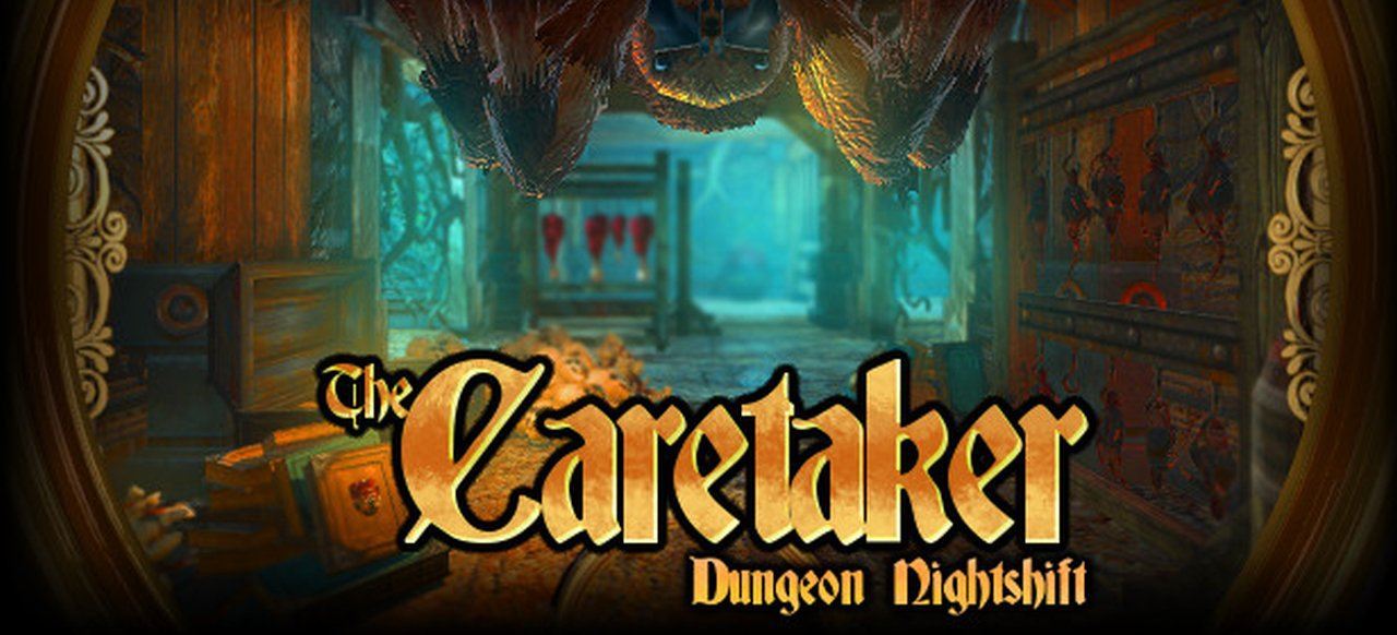 The Caretaker: Dungeon Nightshift (Simulation) von bluebox interactive