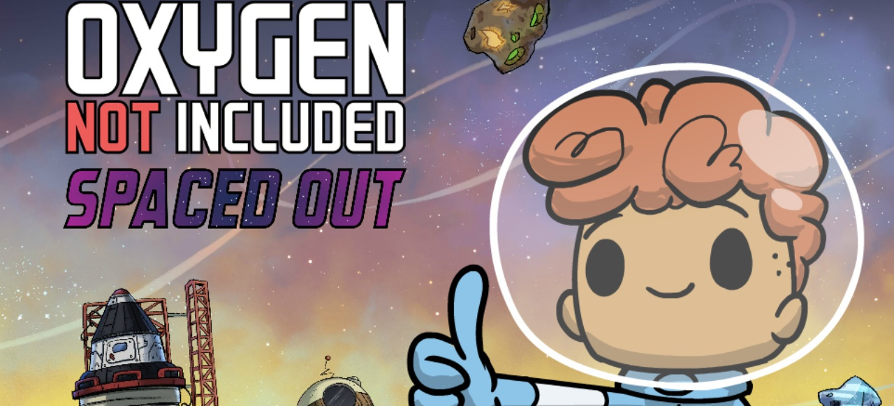 Oxygen Not Included: Spaced Out! (Taktik & Strategie) von Klei Entertainment