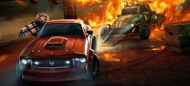 Death Rally (Rennspiel) von Remedy Entertainment