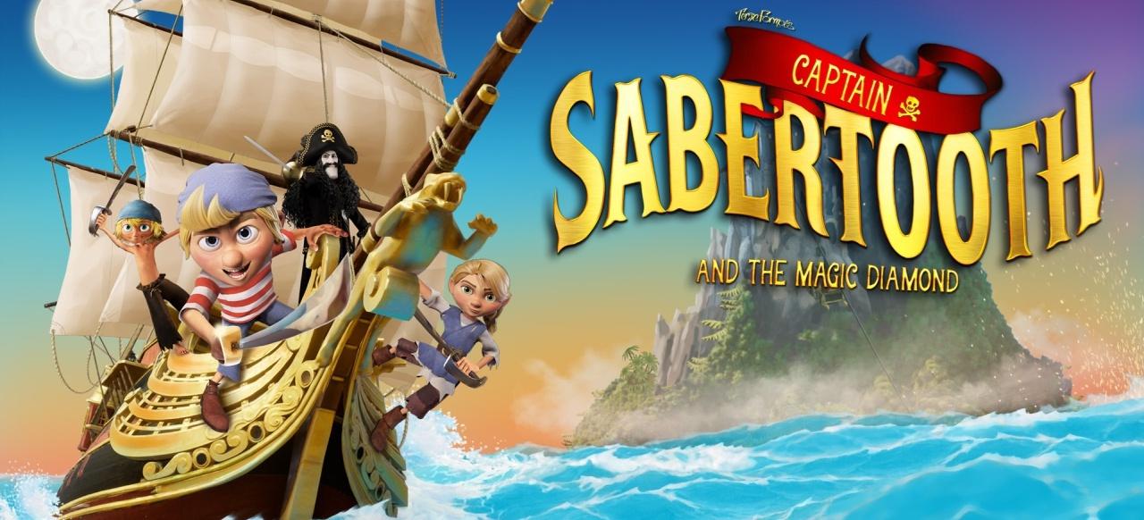 Captain Sabertooth and the Magic Diamond (Plattformer) von Zordix Publishing