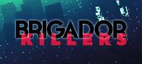 Brigador Killers: Reichlich Zerstörung im isometrischen Actionspiel