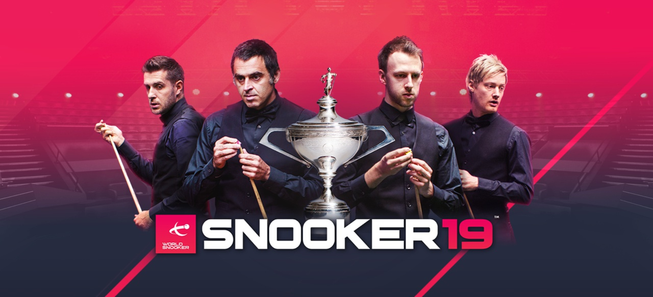 Snooker 19 (Simulation) von Ripstone Games