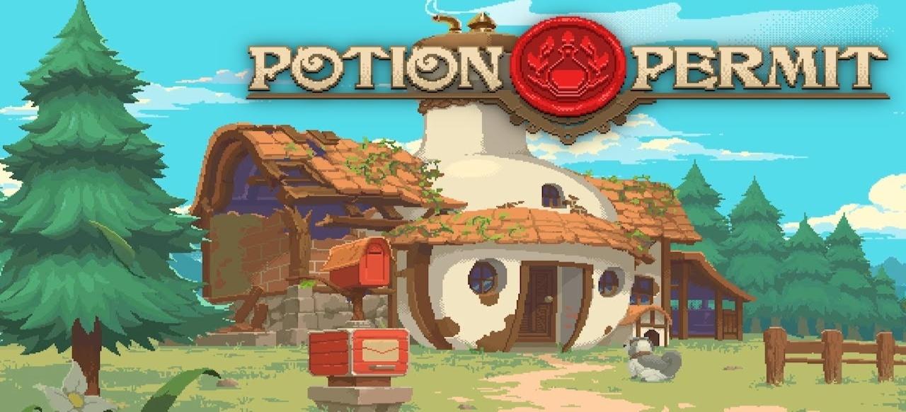 Potion Permit (Rollenspiel) von PQube