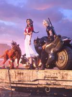 Alle Infos zu Final Fantasy 7 Remake - Teil 2 (PlayStation4)