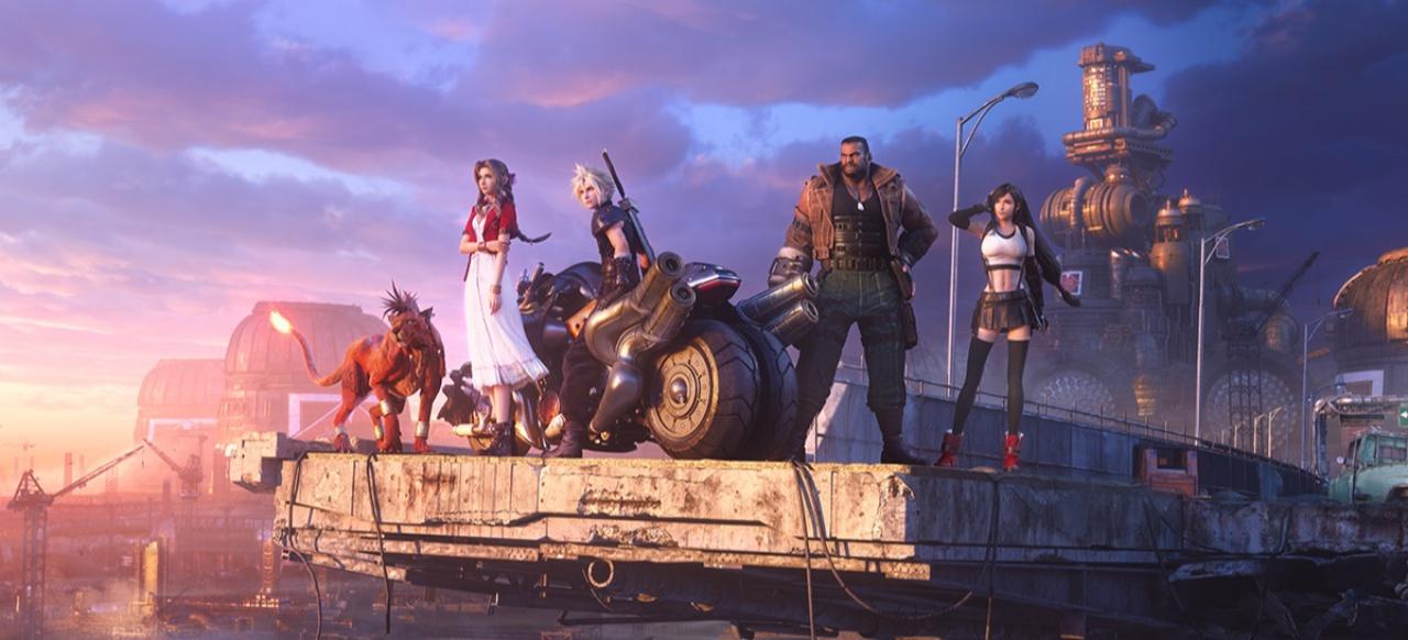 Final Fantasy 7 Remake - Teil 2 (Rollenspiel) von Square Enix