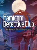Famicom Detective Club: The Missing Heir & The Girl Who Stands Behind
