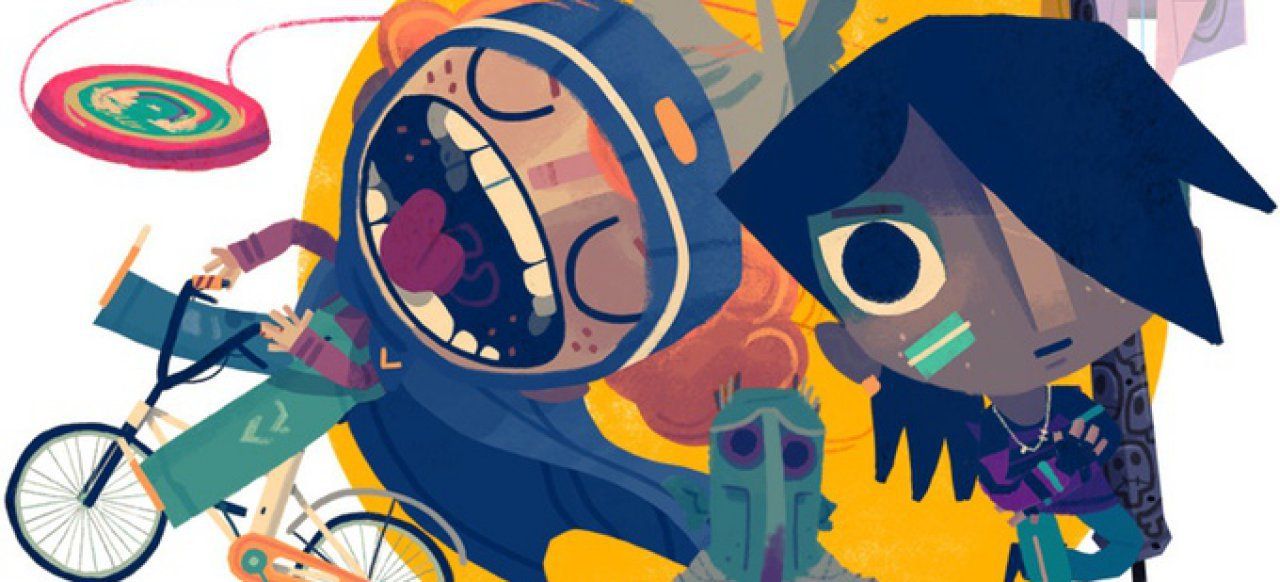 Knights and Bikes (Action-Adventure) von Double Fine Productions