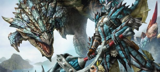 Monster Hunter 3G (Action-Adventure) von Capcom