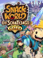 Alle Infos zu Snack World: Die Schatzjagd - Gold (Switch)
