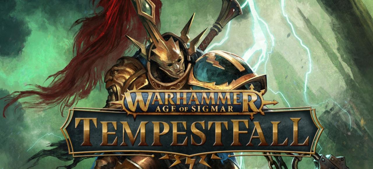 Warhammer Age of Sigmar: Tempestfall (Action-Adventure) von Carbon Studio