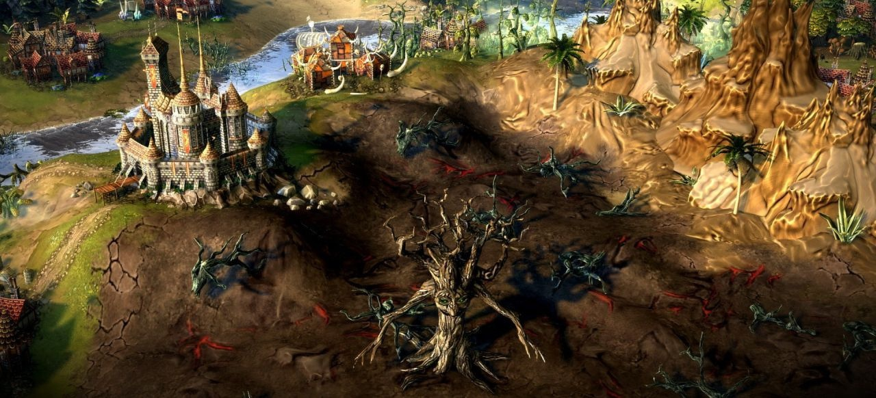 Eador: Masters of the Broken World (Taktik & Strategie) von Crimson Cow