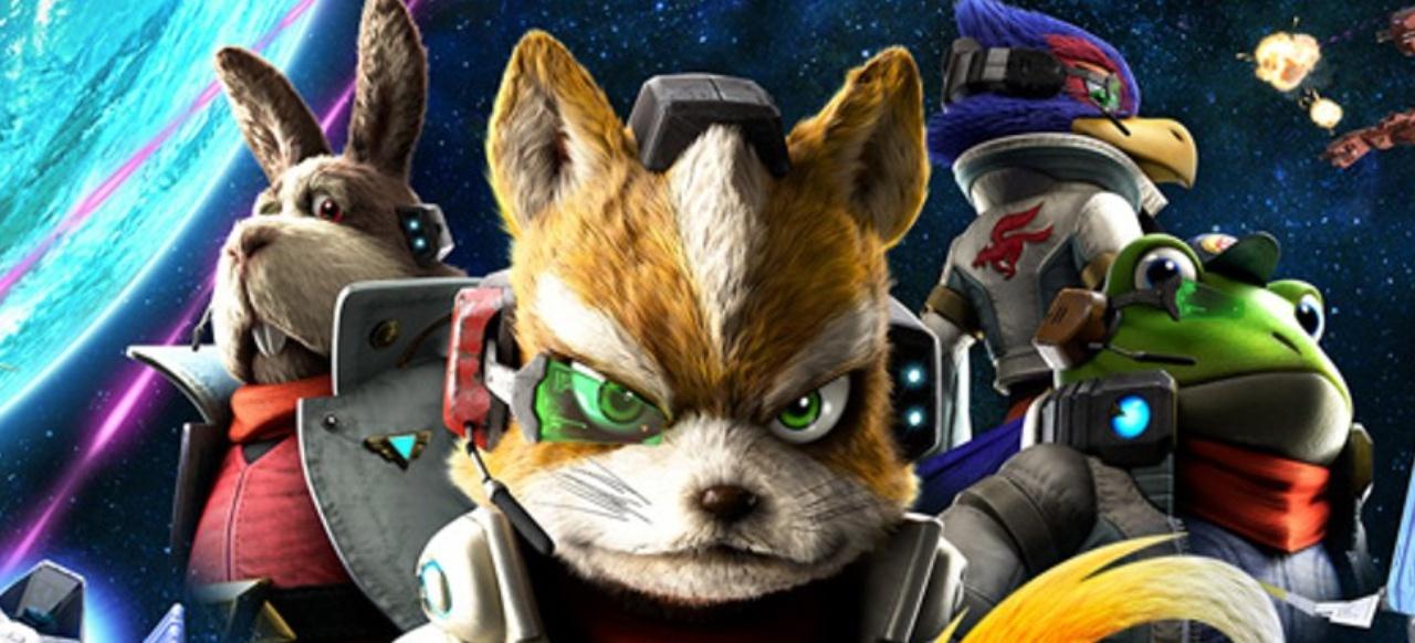 Star Fox Grand Prix (Rennspiel) von Nintendo