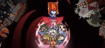 Bookbound Brigade: Illustre Heldengruppe setzt zum Sprung auf PS4, Switch und PC an