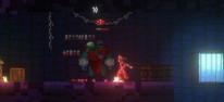 Rift Keeper: Roguelite-Metroidvania auf PS4, Xbox One und Switch startklar
