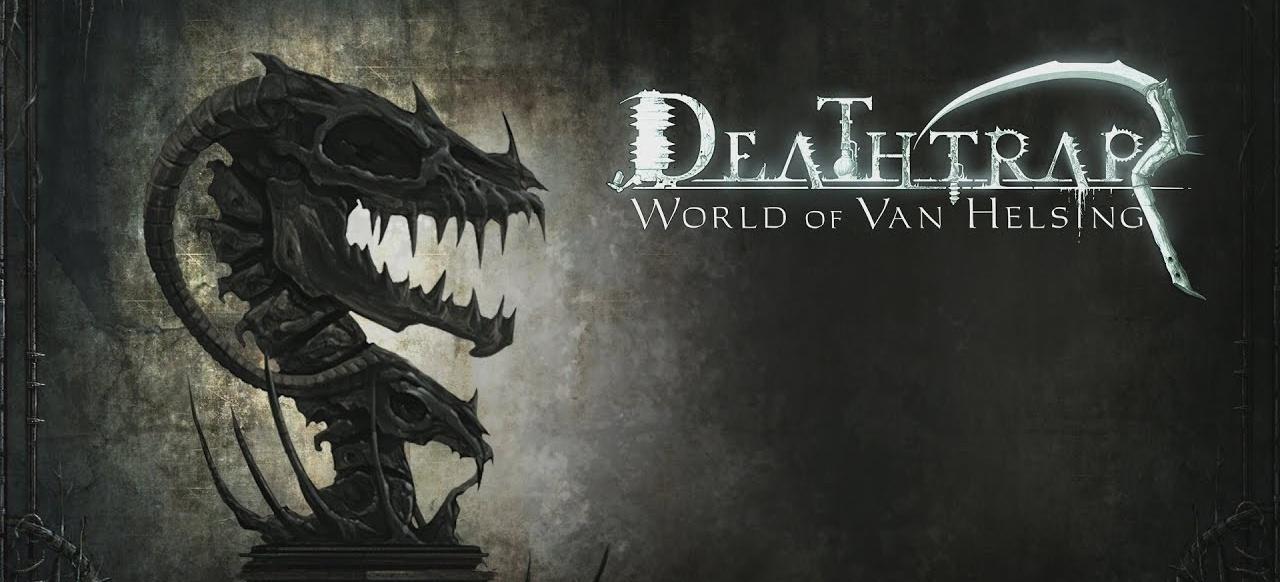 World of Van Helsing: Deathtrap (Taktik & Strategie) von NeocoreGames