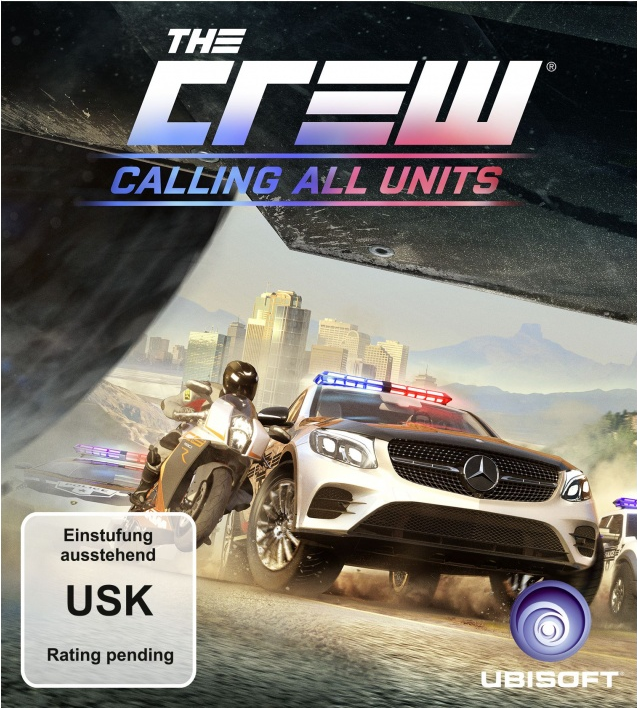 Alle Infos zu The Crew Calling All Units (PC,PlayStation4,XboxOne)