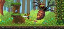 Fox n Forests: 2D-Jump'n'Run mit Fuchs und Armbrust erscheint auch für Konsolen