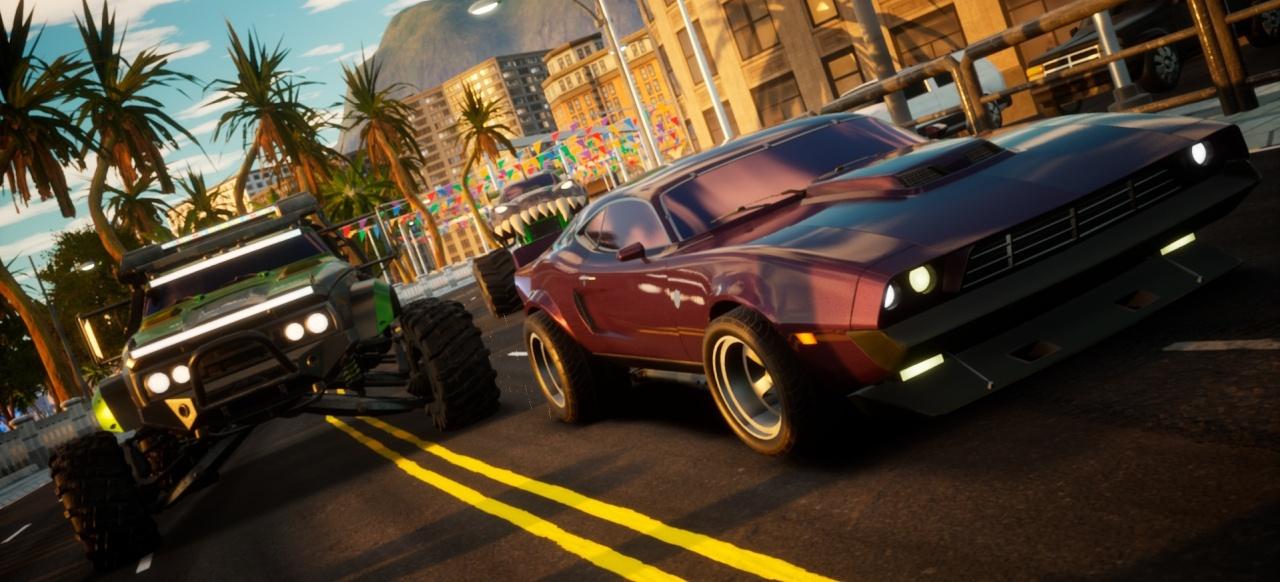 Fast & Furious: Spy Racers - Der Aufstieg von SH1FT3R (Rennspiel) von Outright Games