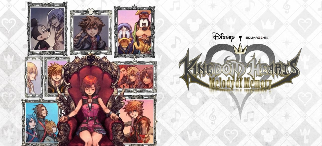 Kingdom Hearts Melody of Memory (Musik & Party) von Square Enix
