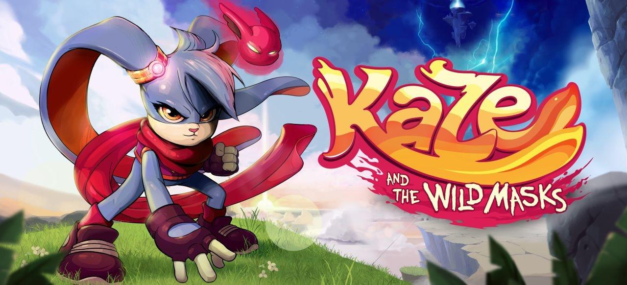 Kaze and the Wild Masks (Plattformer) von SOEDESCO