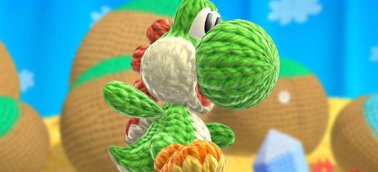Poochy und Yoshi's Woolly World (Plattformer) von Nintendo