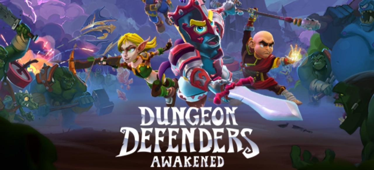 Dungeon Defenders: Awakened - Mischung aus Action-Rollenspiel und Tower Defense im Early Access