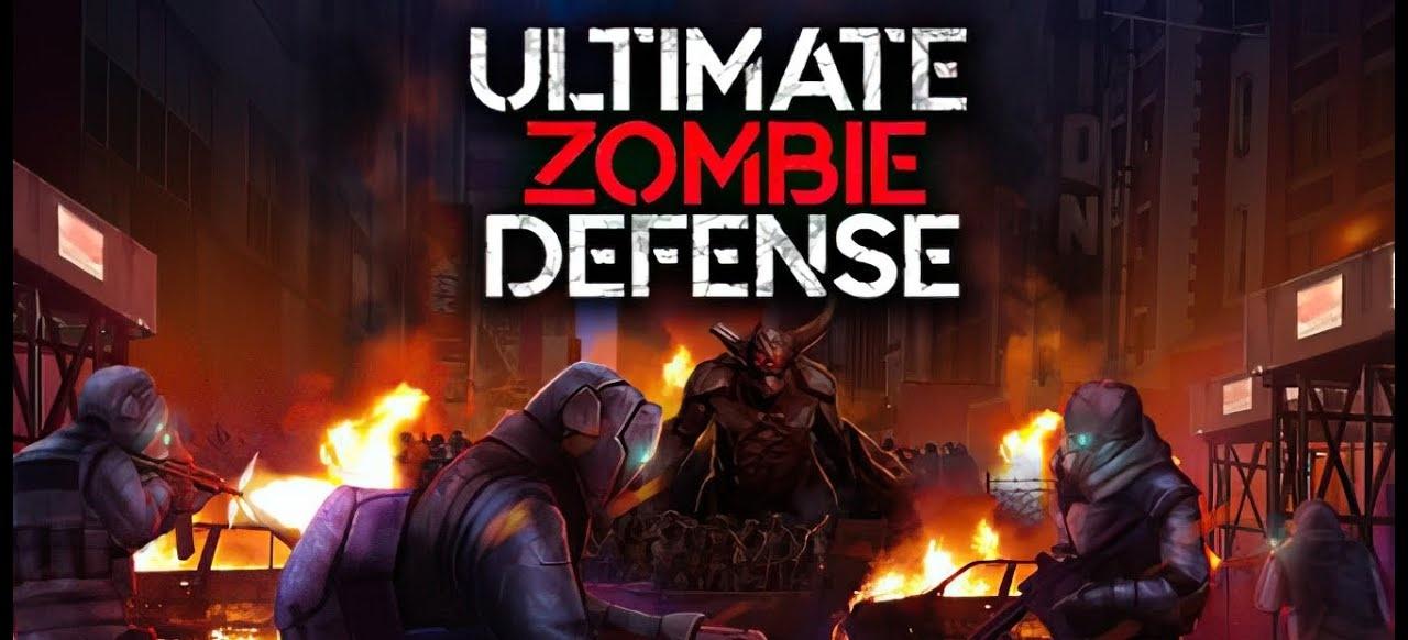 Ultimate Zombie Defense (Shooter) von Terror Dog Studio