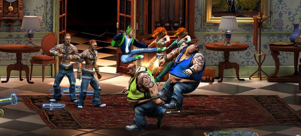 Raging Justice (Prügeln & Kämpfen) von Team17