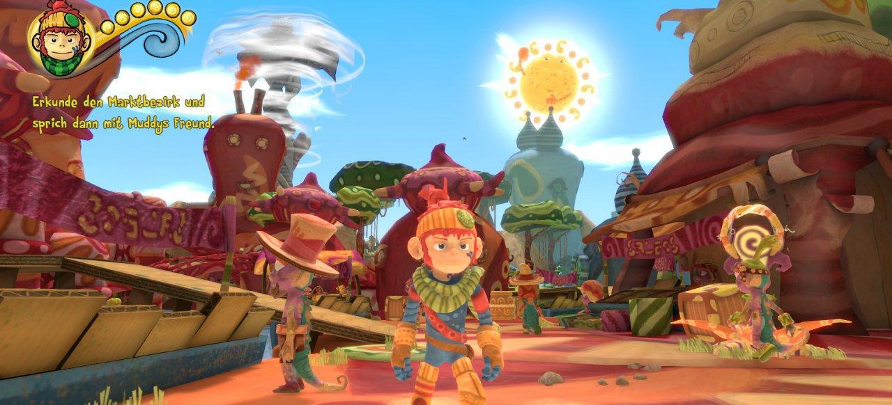 The Last Tinker: City of Colors (Action-Adventure) von Soedesco / Daedalic