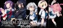 Grisaia Phantom Trigger 01 to 05: Visual-Novel-Sammlung für Switch erschienen