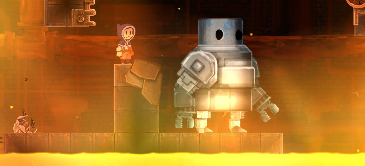Teslagrad (Plattformer) von Rain Games / SOEDESCO / Limited Run Games