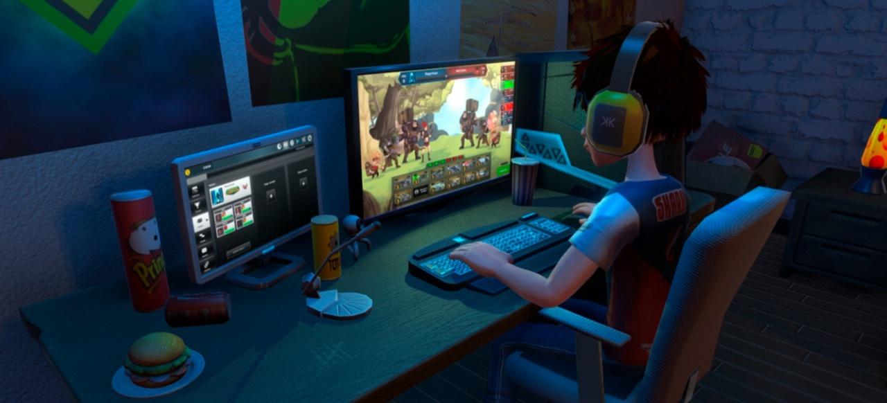 eSports Life (Simulation) von U-Play Online, Raiser Games