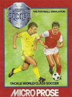 Alle Infos zu MicroProse Soccer (PC,Spielkultur)