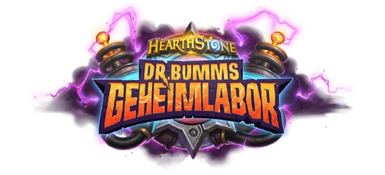 Hearthstone: Dr. Bumms Geheimlabor () von Blizzard Entertainment