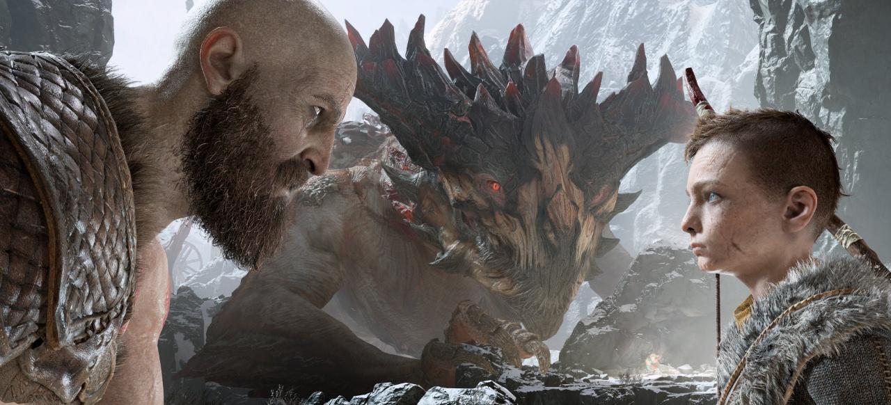 God of War (Action-Adventure) von Sony