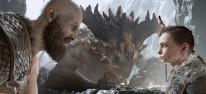 God of War: Hüpfen und Schwimmen offenbar gestrichen; künftige Teile bei den Maya oder in Ägypten?