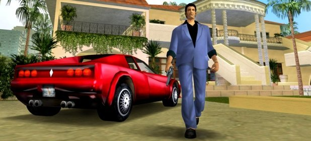 Grand Theft Auto: Vice City (Action-Adventure) von Take 2 Interactive