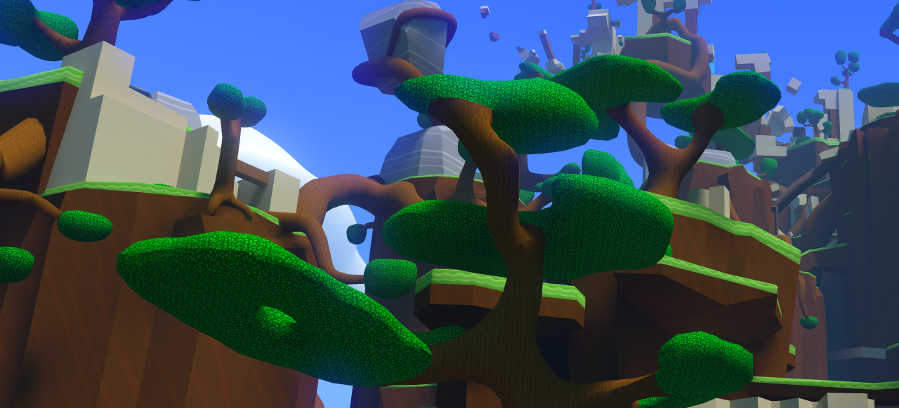 Windlands (Plattformer) von Psytec Games