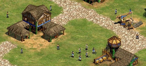 Age of Empires 2 (HD) (Taktik & Strategie) von