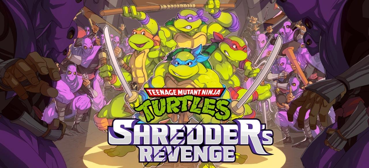 Teenage Mutant Ninja Turtles: Shredder's Revenge (Prügeln & Kämpfen) von Dotemu