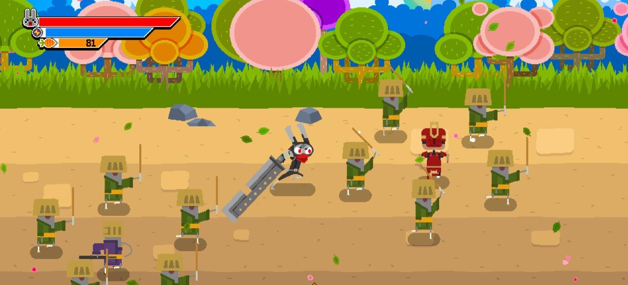 Ninjin: Clash of Carrots (Action) von Modus Games