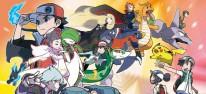 Pokémon Masters: 3-gegen-3-Kämpfe und der Multimodus